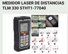 Medidor láser TLM 330 STANLEY