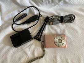 Cámara Sony CyberShot DSC-W510