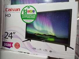 """TV LED 24"""" CAIXUN NUEVO"""
