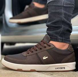 VENDO ZAPATOS CASUAL LACOSTE