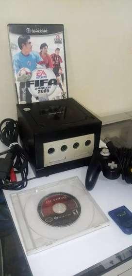 Nintendo gamecube game cube snes 64 nes