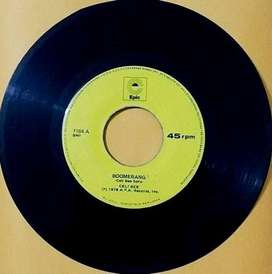 Boomerang, CELI BEE, Can't Let You Go, 45 Rpm