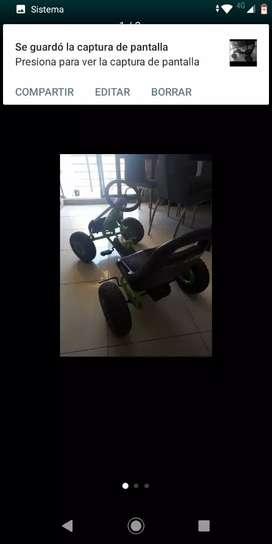 Carro de niño fórmula 1