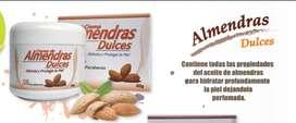 Crema de Almendras Dulces 60 Gramos