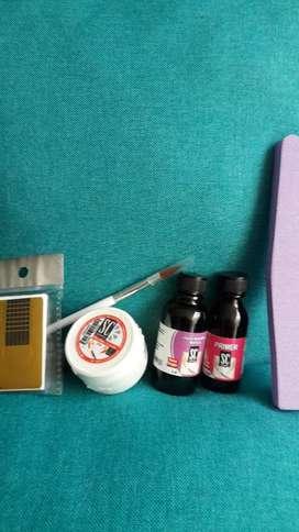 Productos para uñas en acrilico