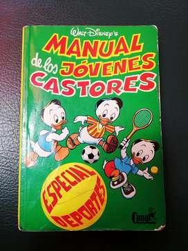 Disney Manual de Los Jóvenes Castores