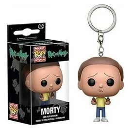 Llavero Funko Rick and Morty Original 100% Nuevo