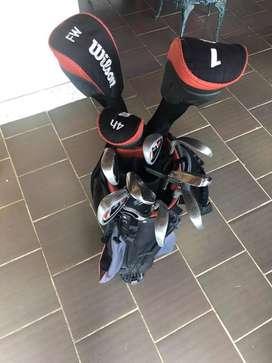 Equipo de Golf Hombre