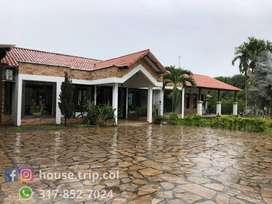 Alquiler de Casa Campestre en Villavicencio