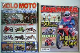 Lote Revistas De Motos