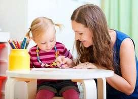 Cuidado, alimentación y aprendizaje a estudiantes