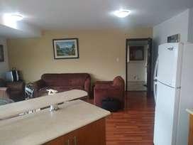La Carolina, departamento, amoblado, 70 m2, 2 habitaciones, 2 baños, 1