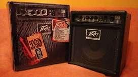 Amplificador de bajo Peavey Max 158 Bass 15w