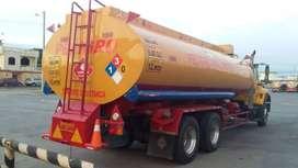 Vendo solo el Tanque de combustible de 6000 galones.