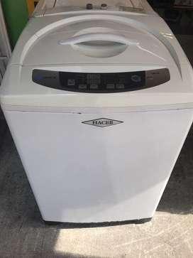 Lavadora haceb de 26 libras