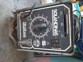Maquina de Soldar SOLANDINAS TRC 230