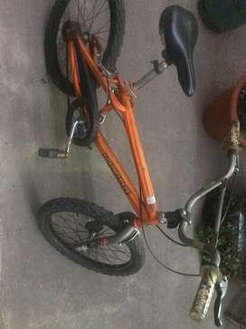 Vendo bicicleta para nino la mejor oferta se la lleva