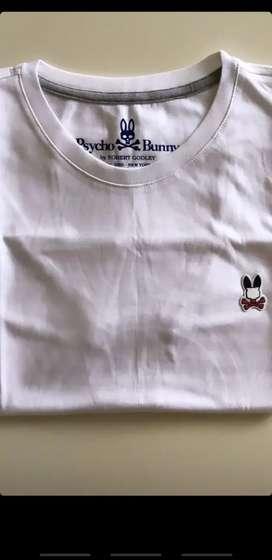 Camiseta psycho bunny colección Rubber