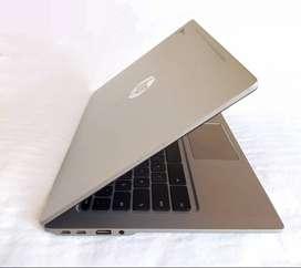 computador portatil hp chromebook core m7 16g ram  como nuevo
