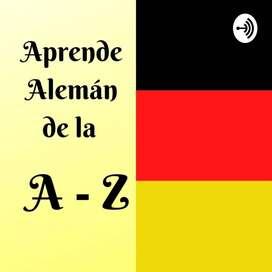 Aprende Alemán. Clases individuales o grupales.