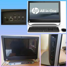 Computadora HP ALL IN ONE 320