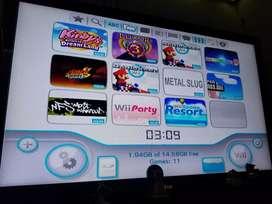 Nintendo wii más juegos