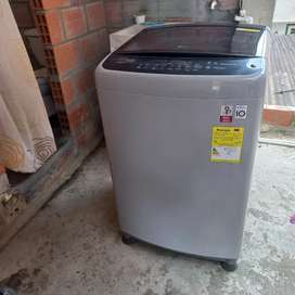 Vendo lavadora LG 40 lbs