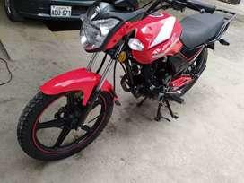 Moto AXXO 150cc como nueva