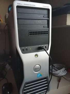 Vendo computadora Dell precisión T3500