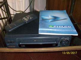 Vendo Video grabadora Philco