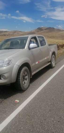 Vendo camioneta SR del año 2010 Inter cooler 4x4