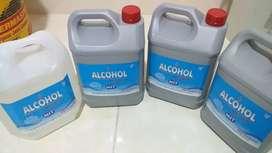 Vendo alcohol a 35 mil 4 litros