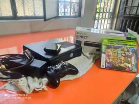 SE VENDE XBOX 360 CON KINECT (perfecto estado/negociable)