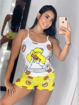 Hermosas Pijamas  Al por mayor y al detal