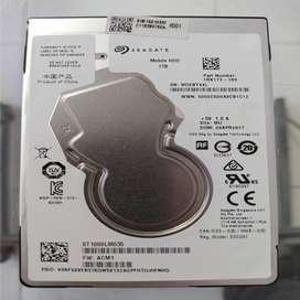 """DISCO DURO SATA SEAGATE 1 TB 2.5"""" PULGADAS PS3 PLAY 3 PLAYSTATION 3 PS4 PLAY 4 PLAYSTATION 4 XBOX 360 XBOX ONE PROMOCIÓN"""