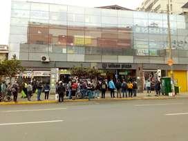 Alquiler de Stand Centro de Lima Wilson Plaza