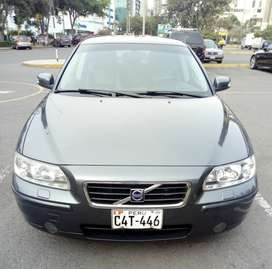 VENDO VOLVO S60 AÑO 2007  48,000KM  US$12,000