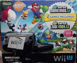 Nintendo Wii U Mario Bros