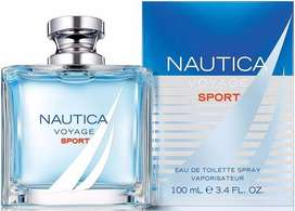 Nautica Voyage Sport Hombre 3.4oz 100.ml Sellada Original