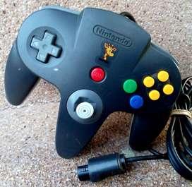 mando Nintendo 64 - Geoffrey , raro