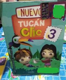 Libro Tucán Clic 3