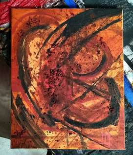 Pintura abstracta - cuadro abstracto