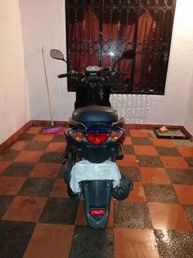 Se vende moto agility papeles al dia