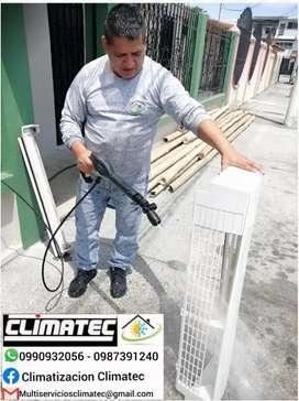 Mantenimiento de aires acondicionados reparación e instalación