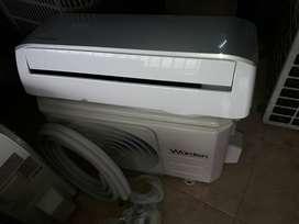 Aire inverter de 12.000btu inverter instalado