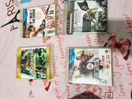 Vendo juegos originales play 3 baratos