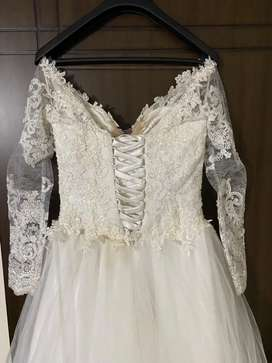 Vestido de novia (solo un uso)
