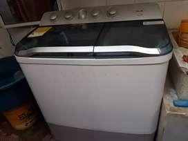 Vendo lavadora nueva un mes de uso