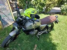 Moto Cafe Racer 200