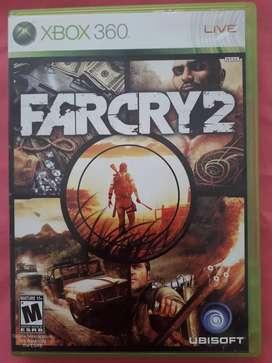 Vendo Far Cry 2 Original